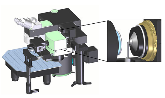 2-photon microscope