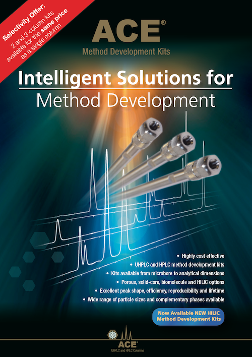 ACE HILIC Method Development Kits