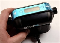 Atrato ultrasonic flow meter from Titan Enterprises
