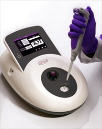 BioDrop DUO UV/Vis spectrophotometer
