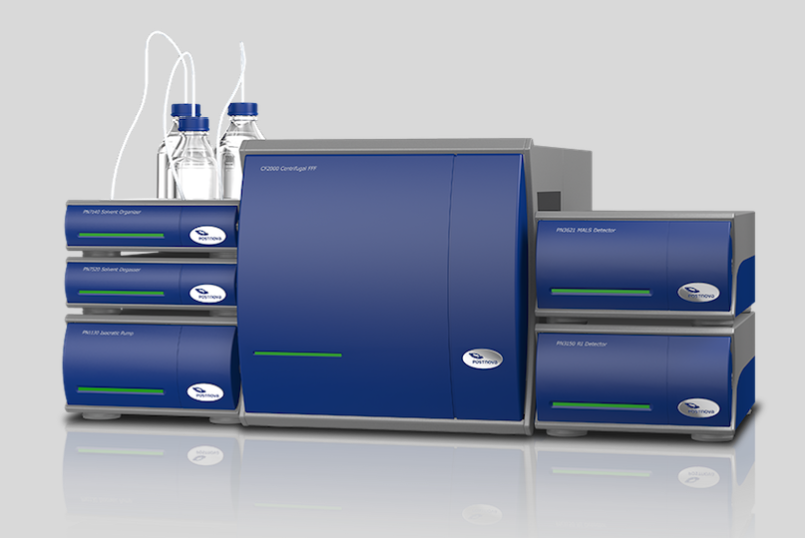 CF2000 Centrifugal Field Flow Fractionation