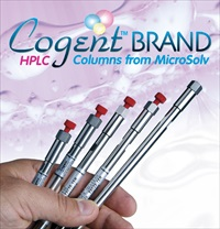 Cogent HPLC Columns from MicroSolv