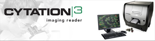 Cytation 3 Imaging Reader