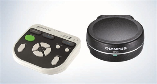 The Olympus DP26 standalone camera controller
