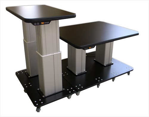 Elevating Tables for HPLC-UHPLC