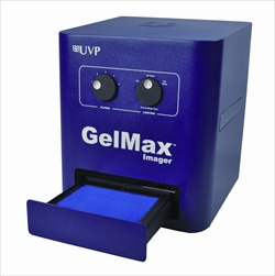 UVP GelMax with blue plate
