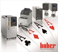 Huber PR65 -  4 Aces of Temperature control