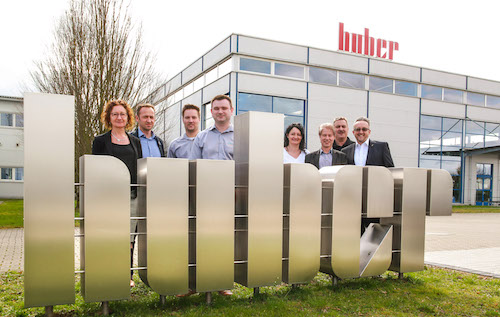 huber expands