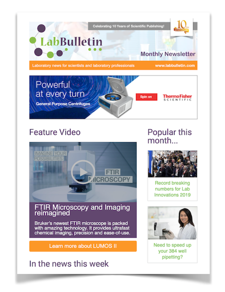Lab Bulletin October Newsletter