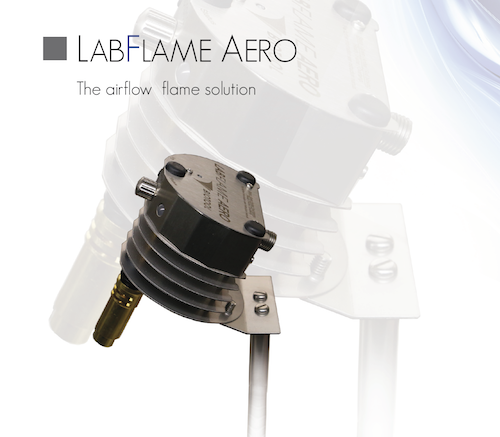 LabFlame from Biotools Swiss