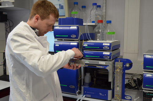 Molecular Biology Biotechnology at the University of Sheffield