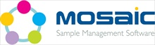 Titian's leading modular sample management software, Mosaic