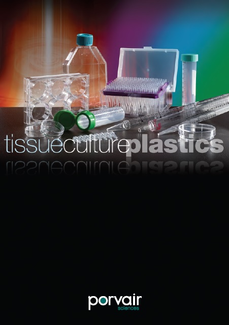 Porvair Tissue Culture Plastic Range