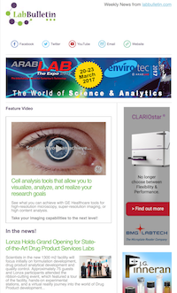Lab Bulletin Industry News