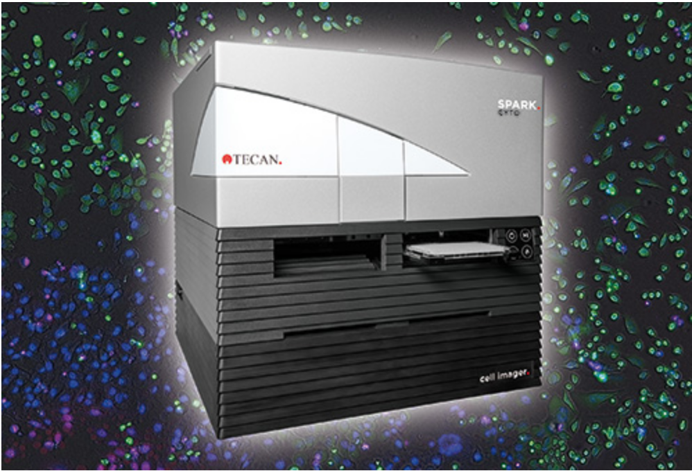 Tecan-unveils-Spark-Cyto-plate-reader-real-time-image-cytometry