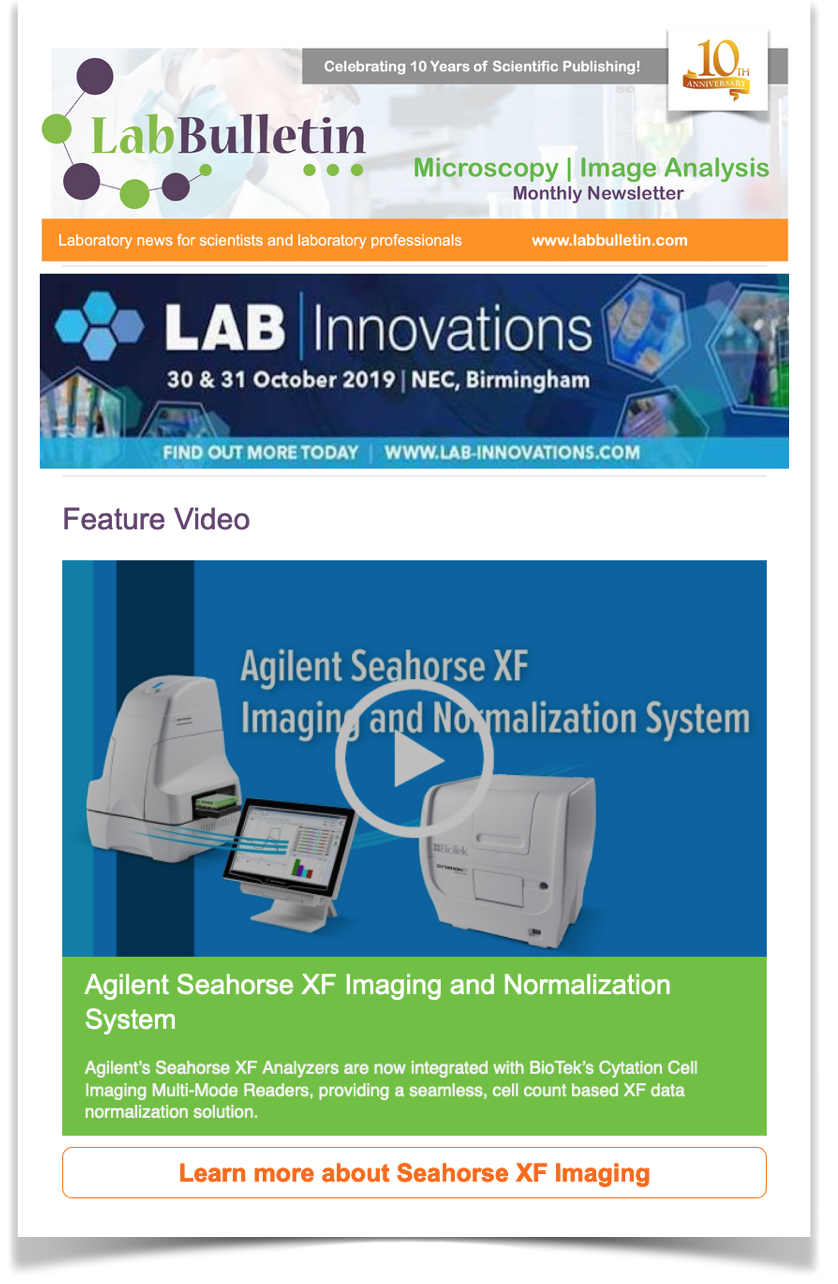 Microscopy & Image Analysis Newsletter