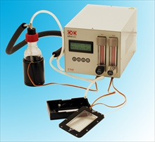 Okolab H501-EC CO2 Microscope Stage Incubator which is ideal for long term time-lapse imaging.