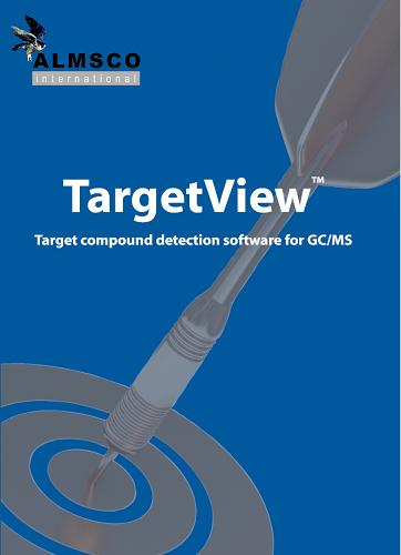 ALMSCO International Launches TargetView Software for Faster, Simpler and More Accurate Analysis of Target Compounds in Complex GC/MS Data