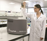 The Magritek Spinsolve Carbon benchtop NMR spectrometer