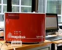 The Magritek Spinsolve benchtop NMR spectrometer