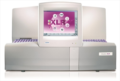 The new Pentra XLR compact haematology analyser