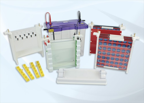 VS20 WAVE - FULLY INTEGRATED GEL ELECTROPHORESIS SYSTEM SAVES TIME & SPACE