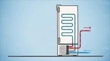 Web video highlights energy savings with SANYO's new water-cooling system for ULT freezers
