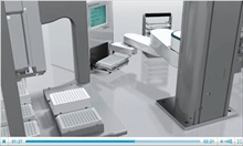 Agilent Automation Solutions BenchBot Robot