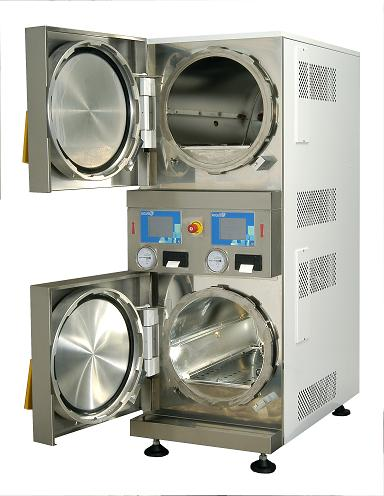 Astell Duaclave autoclaves