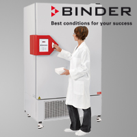 BINDER Ultra low temperature freezer