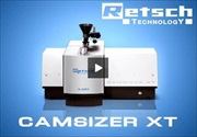 CAMSIZER XT video