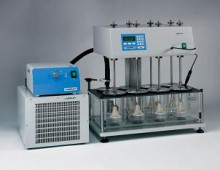 Copley Scientific Tergotometer with refrigeration unit