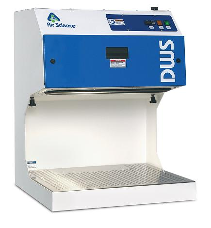 DWS range of Downflow Workstations from Air Science