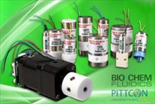 Electric Rotary Valves and Isolation Valves from Bio-Chem Fluidics at Pittcon