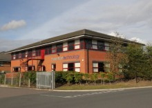 Freeman Technology's new HQ based in Tewkesbury, Gloucestershire (UK).