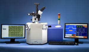 The Fischione Instruments 1060 SEM Mill available in the UK & Ireland from Agar Scientific