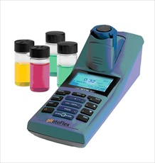ITT Analytics' WTW pHotoFlex Photometer offers a simple portable lab