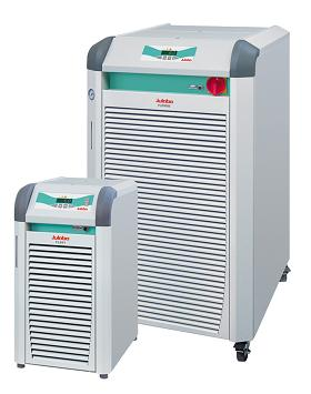 Chillers of the 'FL Series' Environment-friendly and economic cooling
