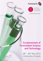 Fundamentals of Formulation Science and Technology coarse