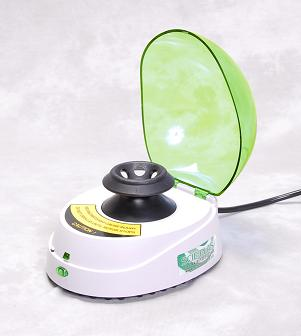 The Scie-Plas Mini Centrifuge