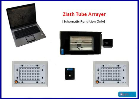 Ziath Tube Arrayer