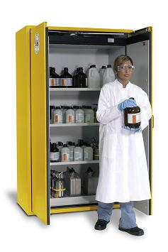 Safety cabinets from Labtex
