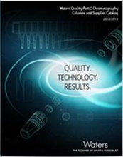 Waters New Quality Parts, Chromatography Columns and Supplies Catalog