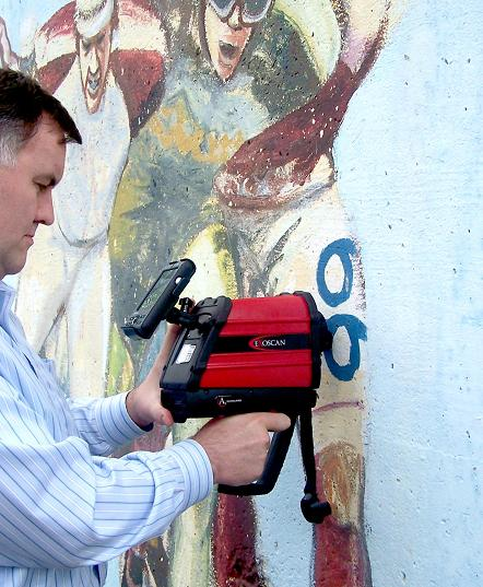 Handheld FTIR Spectrometer Gaining Acceptance for Art Conservation