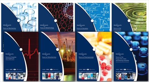 New application leaflets available from Bibby Scientific