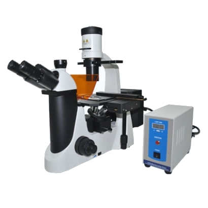 MF50 inverted fluorescence microscope