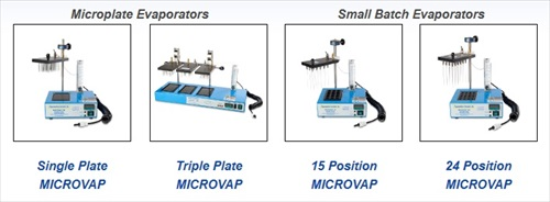 microplate evaporators