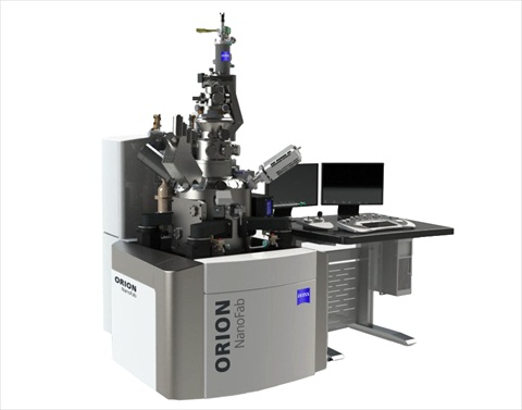 Carl Zeiss ORION NanoFab