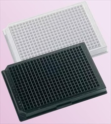 Sterile Glass Bottom Assay Plates