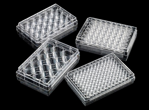 untreated polystyrene culture microplates